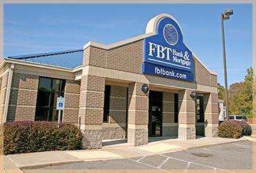 FBT Bank Pine Bluff